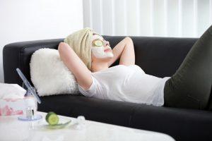 DIY home skincare during quarantine