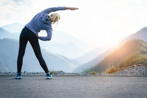 how exercise helps your skin