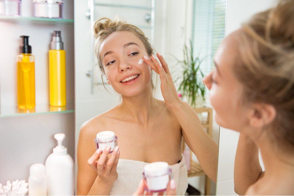 teenager morning skin care routine