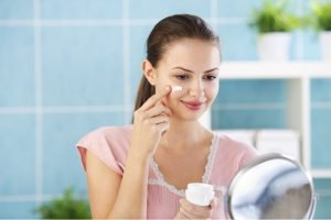 teenager skin care routine at night