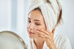 post holiday skin care tips