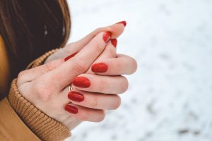 winter hands skincare tips